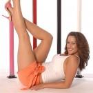 lil mynx stripper pole
