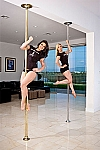Platinum Stages Stripper Poles