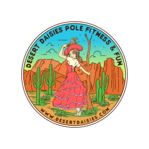 Pole Dance Camp Verde - Desert Daisies