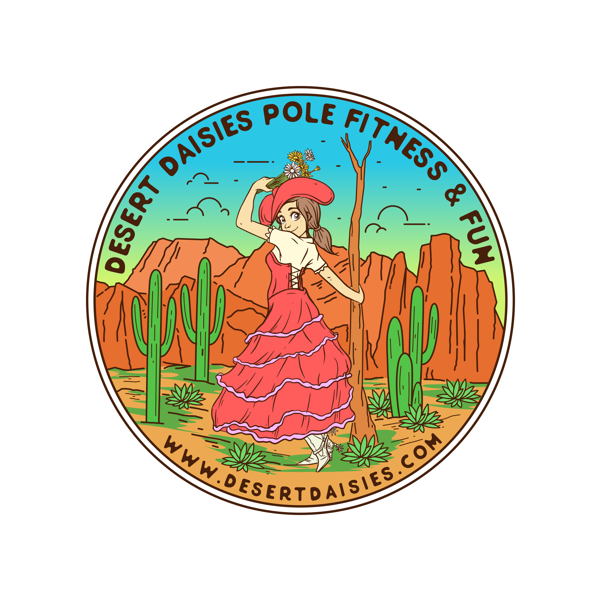 Desert Daisies Pole Fitness Classes in Camp Verde & Online